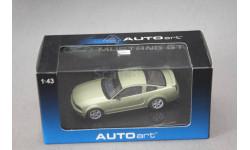 Ford Mustang GT 2005, редкая масштабная модель, Autoart, 1:43, 1/43