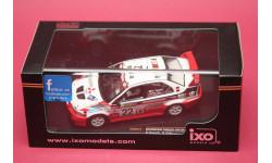 MITSUBISHI  LANCER EVO VI #22   / модель можно забрать в Москве!/, масштабная модель, IXO Rally (серии RAC, RAM), 1:43, 1/43