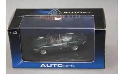 Jaguar XJ 13, редкая масштабная модель, Autoart, 1:43, 1/43