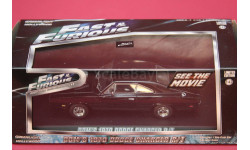 Dodge Charger R/T 1970, масштабная модель, Greenlight Collectibles, 1:43, 1/43