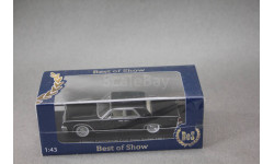 Lincoln Continental, масштабная модель, BoS-Models, scale43