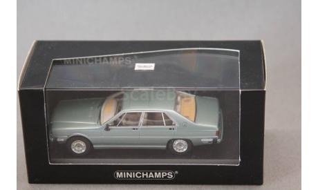 Maserati Quattroporte III Royale, редкая масштабная модель, Minichamps, 1:43, 1/43