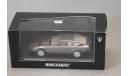 Maserati Khamsin, редкая масштабная модель, Minichamps, 1:43, 1/43