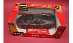 Lamborghini Reventon, масштабная модель, Bburago, 1:18, 1/18