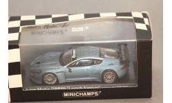 Aston Martin DBRS9, масштабная модель, Minichamps, 1:43, 1/43