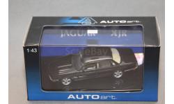 Jaguar XJR, редкая масштабная модель, Autoart, 1:43, 1/43