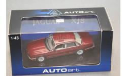 Jaguar XJ8, масштабная модель, Autoart, scale43