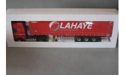 Scania S500, Lahaye, Gardinenplanen, масштабная модель, Eligor, 1:43, 1/43
