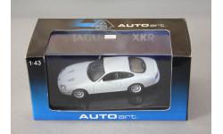 Jaguar XKR Coupe, масштабная модель, Autoart, 1:43, 1/43