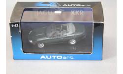 Jaguar XKR Cabrio, масштабная модель, Autoart, 1:43, 1/43