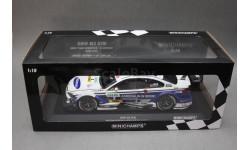 BMW M3  (E92)  #2  Team Schnitzer, масштабная модель, Minichamps, 1:18, 1/18