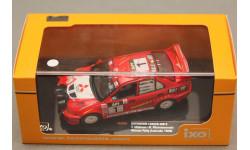 MITSUBISHI Lancer V evo Rally Australia 1998, масштабная модель, IXO Rally (серии RAC, RAM), scale43