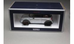 MINI Cooper S, масштабная модель, Norev, scale18