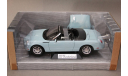Ford Thunderbird convertible, масштабная модель, Minichamps, 1:18, 1/18