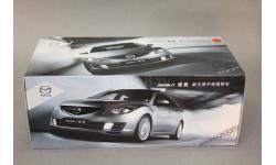 Mazda6, масштабная модель, Paudi Models, 1:18, 1/18