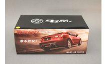 Toyota GT86, масштабная модель, Paudi Models, 1:18, 1/18
