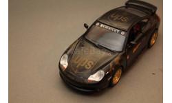 porsche 911 carrera, масштабная модель, Bburago, scale18