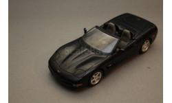 Chevrolet Corvette, масштабная модель, Bburago, scale18