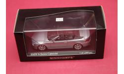 BMW 6 (E63), масштабная модель, Minichamps, 1:43, 1/43