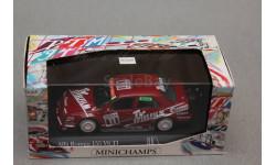 Alfa Romeo 155 v6 TI Team Schubel #12  DTM 1994, масштабная модель, Minichamps, scale43