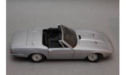 Maserati Ghibli Cabriolet, редкая масштабная модель, Minichamps, scale18