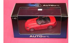 Dodge Viper SRT-10, масштабная модель, Autoart, scale43