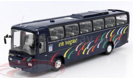Mercedes-Benz O303-15 RHD En Vogue, масштабная модель, Minichamps, scale43
