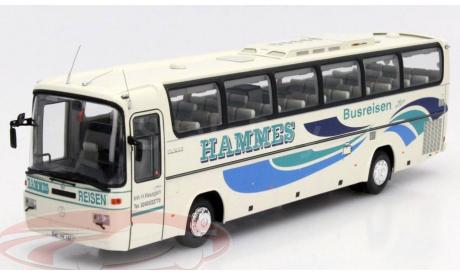 Mercedes-Benz O303-15 RHD  Hammes Busreisen, масштабная модель, 1:43, 1/43