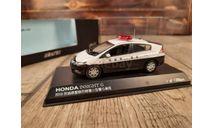 HONDA INSIGHT PATROL CAR 2010, масштабная модель, RAIS, scale43