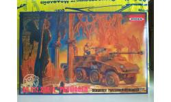 709 Roden 1/72 Sd.kfz.234/4 'PAKWAGEN' Schwerer Panzerkanonen