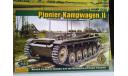 Pionier Kampfwagen II машина связи и разведки АСЕ 72272 Масштаб 1:72, сборные модели бронетехники, танков, бтт, ACE, scale72