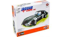 Jaguar E coupe bburago 1/18 сборная модель, сборная модель автомобиля, BBURAGO burago, scale18