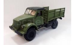 ГАЗ-63 ранний (деревянная кабина) САИС