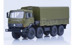 Урал-532301 бортовой с тентом хаки