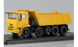 КАМАЗ-6540 самосвал 8х4