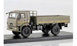 КАМАЗ-43502 'Мустанг' бортовой 4х4 хаки