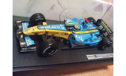 1:18 F1 Renault R26 Fernando Alonso - чемпион мира 2006