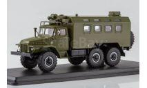Кунг К-375 (на шасси УРАЛ-375), масштабная модель, Start Scale Models (SSM), scale43