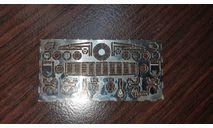 Фототравление  РАФ-977 ЕРАЗ-982, фототравление, декали, краски, материалы, scale43