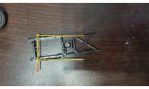 надрамник с затвором ЗИЛ-ММЗ-45085, запчасти для масштабных моделей, Автоистория (АИСТ), scale43