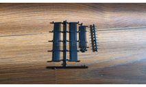боты кузова ЗИЛ-157 с крючками, запчасти для масштабных моделей, AVD Models, 1:43, 1/43