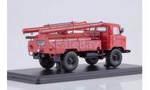 АЦ-30 ( на шасси ГАЗ-66), масштабная модель, Start Scale Models (SSM), scale43