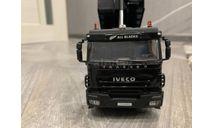 Iveco TRAKKER All blacks, масштабная модель, Eligor, 1:43, 1/43