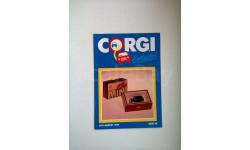 журнал Corgi Collector- 30  07-08 1989 стр.12, литература по моделизму