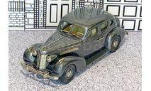 BC 003 Brooklin 1/43 Buick Special Touring 4-door Sedan M-41 Hard Top 1937 Dark Grey met., масштабная модель, scale43
