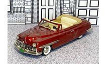 BRK 094A Brooklin 1/43 Lincoln Cosmopolitan Conv.Top Down 1949 Cherry, масштабная модель, scale43