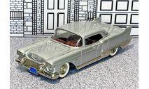 BRK 027 Brooklin 1/43 Cadillac Eldorado Brougham Hard Top 1957 silver met., масштабная модель, scale43