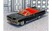 WMS 056X Western models 1/43 Buick Electra Conv.Top Down 1959 black, масштабная модель, scale43
