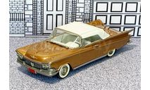 WMS 059 Western Models 1/43 Buick Invicta Conv.Top Up 1959 brown/white, масштабная модель, scale43