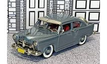 № 12-050 Goldvarg Collection 1/43 Kaiser Henry J Hard Top 1951 grey met., масштабная модель, scale43